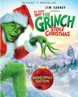 DR SEUSS HOW THE GRINCH STOLE CHRISTMAS: GRINCHMAS BLU-RAY