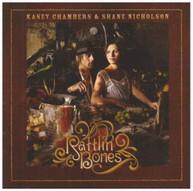 KASEY CHAMBERS & SHANE NICHOLSON - RATTLIN' BONES CD
