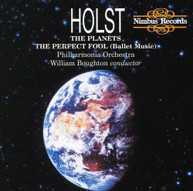 HOLST PHILHARMONIA ORCH BOUGHTON - PLANETS PERFECT FOOL CD
