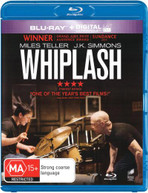 WHIPLASH (BLU-RAY/UV) (2014) BLURAY