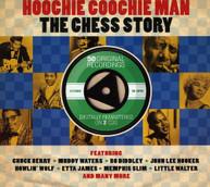 HOOCHIE COOCHIE MAN VARIOUS ARTISTS CD