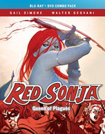 RED SONJA: QUEEN OF PLAGUES (2PC) (2 PACK) (WS) BLU-RAY