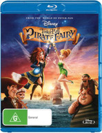 TINKER BELL AND THE PIRATE FAIRY (2014) BLURAY