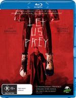 LET US PREY (2014) BLURAY