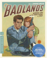 CRITERION COLLECTION: BADLANDS BLU-RAY
