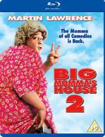 BIG MOMMAS HOUSE 2 (UK) BLU-RAY