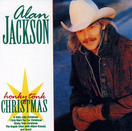 ALAN JACKSON - HONKY TONK CHRISTMAS CD