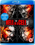 WWE - HELL IN A CELL 2014 (UK) BLU-RAY