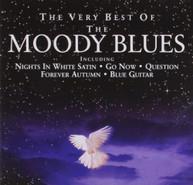 MOODY BLUES - BEST OF CD