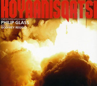 GLASS PHILIP GLASS ENSEMBLE RIESMAN - KOYAANISQATSI SOUNDTRACK CD