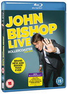 JOHN BISHOP - ROLLERCOASTER TOUR 2012 BLU-RAY