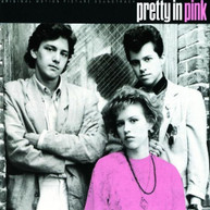 PRETTY IN PINK SOUNDTRACK CD
