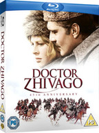 DOCTOR ZHIVAGO (UK) BLU-RAY