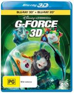 G-FORCE (3D BLU-RAY) BLURAY