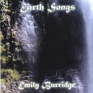 EMILY BURRIDGE - EARTH SONGS CD