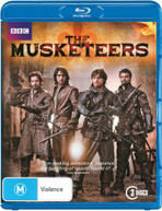 THE MUSKETEERS (2014) BLURAY