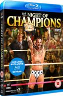 WWE NIGHT OF CHAMPIONS 2012 (UK) BLU-RAY