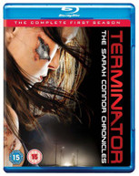TERMINATOR - THE SARAH CONNOR CHRONICLES - SEASON 1 (UK) BLU-RAY