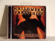 HALLOWEEN PARTY VARIOUS CD