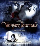 VAMPIRE JOURNALS BLU-RAY