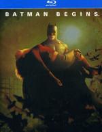BATMAN BEGINS (STEELBOOK) BLU-RAY
