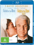 FATHER OF THE BRIDE / FATHER OF THE BRIDE II (1 DISC) (1991) BLURAY