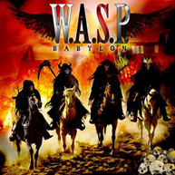 WASP - BABYLON CD