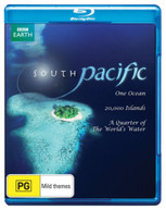 SOUTH PACIFIC BLURAY