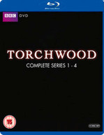 TORCHWOOD - SERIES 1 TO 4 (UK) BLU-RAY