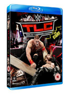 WWE - TLC - TABLES / LABBERS / CHAIRS 2014 (UK) BLU-RAY