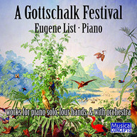 GOTTSCHALK LIST UTAH SYM ORCH ABRAVANEL - GOTTSCHALK FESTIVAL CD