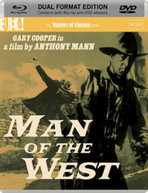 MAN OF THE WEST (UK) BLU-RAY