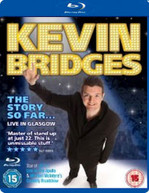 KEVIN BRIDGES - THE STORY SO FAR - LIVE IN GLASGOW (UK) BLU-RAY