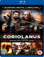 CORIOLANUS (UK) BLU-RAY