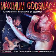 GODSMACK - MAXIMUM GODSMACK CD