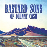 BASTARD SONS OF JOHNNY CASH - MILE MARKERS CD