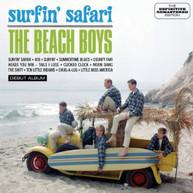 BEACH BOYS - SURFIN SAFARI CD
