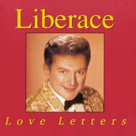 LIBERACE - LOVE LETTERS CD