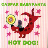 CASPAR BABYPANTS - HOT DOG CD