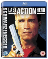 LAST ACTION HERO (UK) BLU-RAY