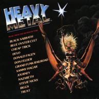 HEAVY METAL SOUNDTRACK CD