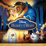 BEAUTY & THE BEAST SOUNDTRACK CD