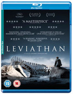 LEVIATHAN (UK) - BLU-RAY