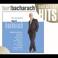 BURT BACHARACH - VERY BEST OF BURT BACHARACH CD