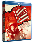 THINGS TO COME (UK) BLU-RAY