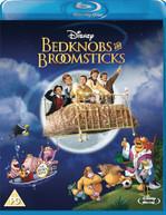 BEDKNOBS AND BROOMSTICKS (UK) BLU-RAY