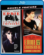 EDDIE & THE CRUISERS EDDIE & THE CRUISERS II BLU-RAY