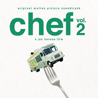 CHEF 2 SOUNDTRACK CD