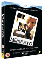 MEMENTO (UK) BLU-RAY