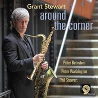 GRANT STEWART - AROUND THE CORNER CD